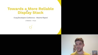 Improving the Linux display stack reliability