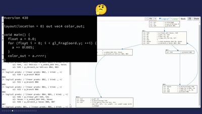 Compiling Vulkan shaders in the browser: A tale of control flow graphs and WebAssembly