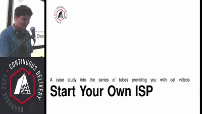 Start your own ISP (Or just learn how an ISP works)
