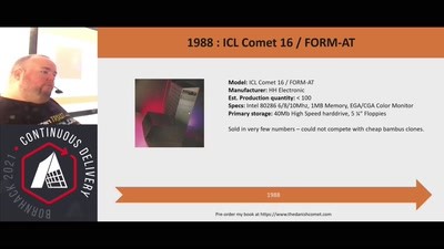 The Danish Comet - The first Danish microcomputer!