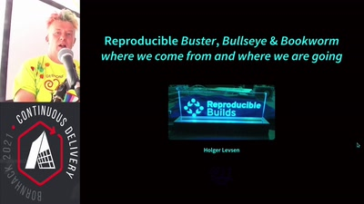 Reproducible Buster, Bullseye & Bookworm - where we come from and where we are going