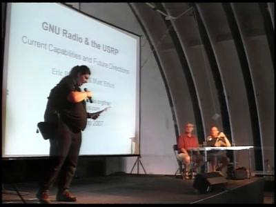 GNU Radio & the Universal Software Radio Peripheral
