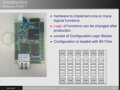 Runtime Reconfigurable Processors