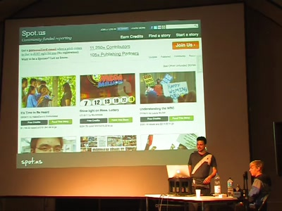 Rethinking online news