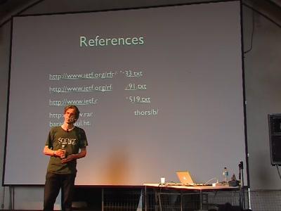A short history of IPv4