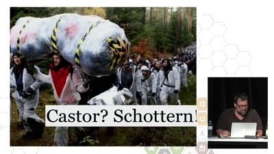 Die Reichstagswiese umgraben und Drecksfirmen hacken