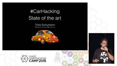 Carhacking – state of the art