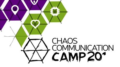 Chaos Communication Camp Opening