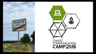 Chaos Communication Camp Closing