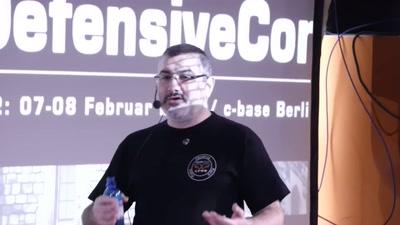 Keynote - Ethik und Defensive statt Offensive