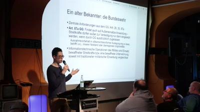 Hackback in Deutschland: Wer, was, wie und warum?