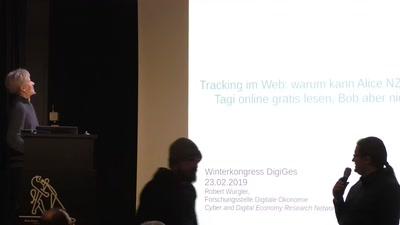 Tracking im Web: warum kann Alice NZZ oder Tagi online gratis lesen, Bob aber nicht?