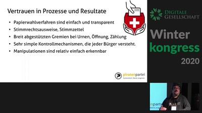 E-Voting – Ein Lagebericht