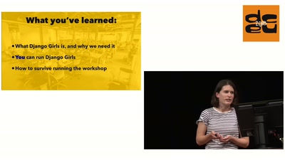Want More Women in Tech? Start with Django Girls