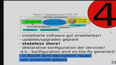 NixOS als Serversystem in der Praxis