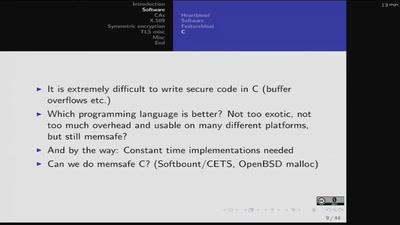 Wie kaputt ist TLS?