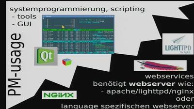 Deklarativ Webservices unter NixOS beschreiben