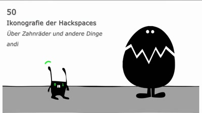 Ikonografie der Hackspaces
