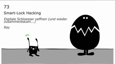 Smart-Lock Hacking