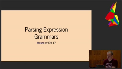 Parsing Expression Grammars