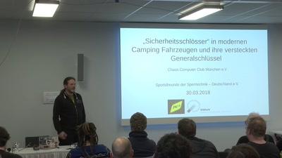 """""""Sicherheitschlösser"""" in Campingfahrzeugen und ihre versteckten Generalschlüssel"""
