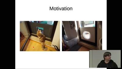 Wie man seine Katzen automatisiert