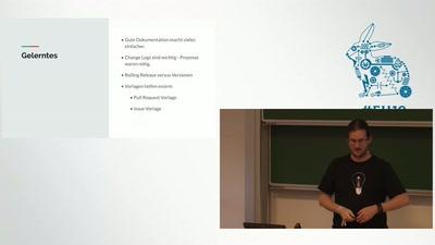 Open Source! – Wenn dein täglich Brot für jeden einsehbar ist