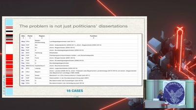 Viel Licht und noch mehr Schatten: Plagiat in Dissertationen