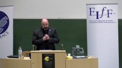 Verleihung des FIfF-Studienpreises 2017