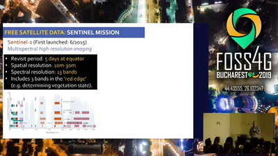 Remote Sensing Analysis for Urban Research at Scale