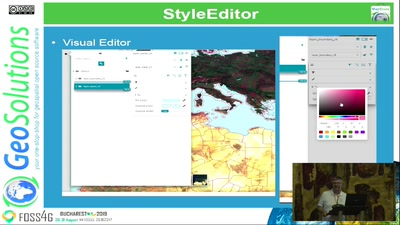 Creating Stunning Maps in GeoServer, with SLD, CSS, YSLD and MBStyles