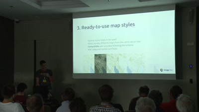 OpenMapTiles: news, thematic layers, and coordinate systems