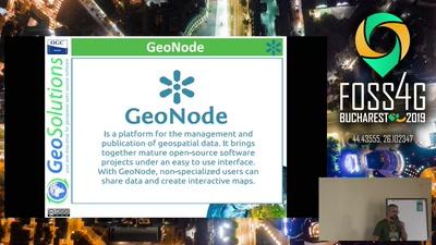 One Geonode, many Geonodes