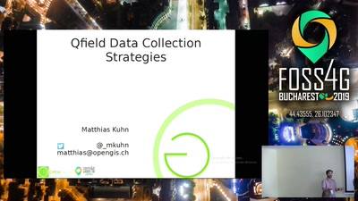 Field data collection strategies - using QField and QGIS
