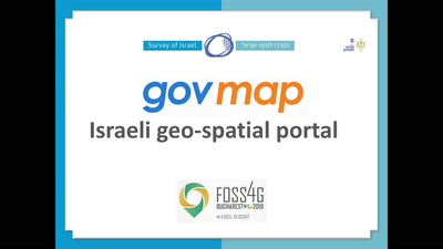 Transition to open source - Israel's geospatial portal