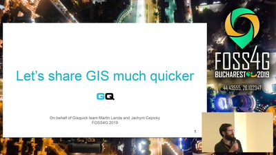 Gisquick: Let's share GIS much quicker