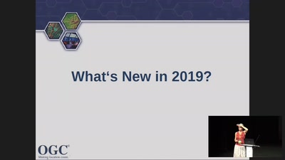 OGC Overview: programs, processes, standards baseline and new developments relevant for the OSGeo community