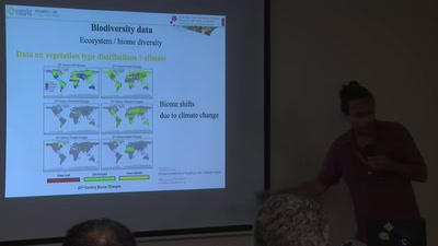 Linking geospatial free and open-source technologies with big data in biodiversity research