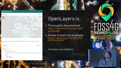 OpenLayers 6 - There And Back Again