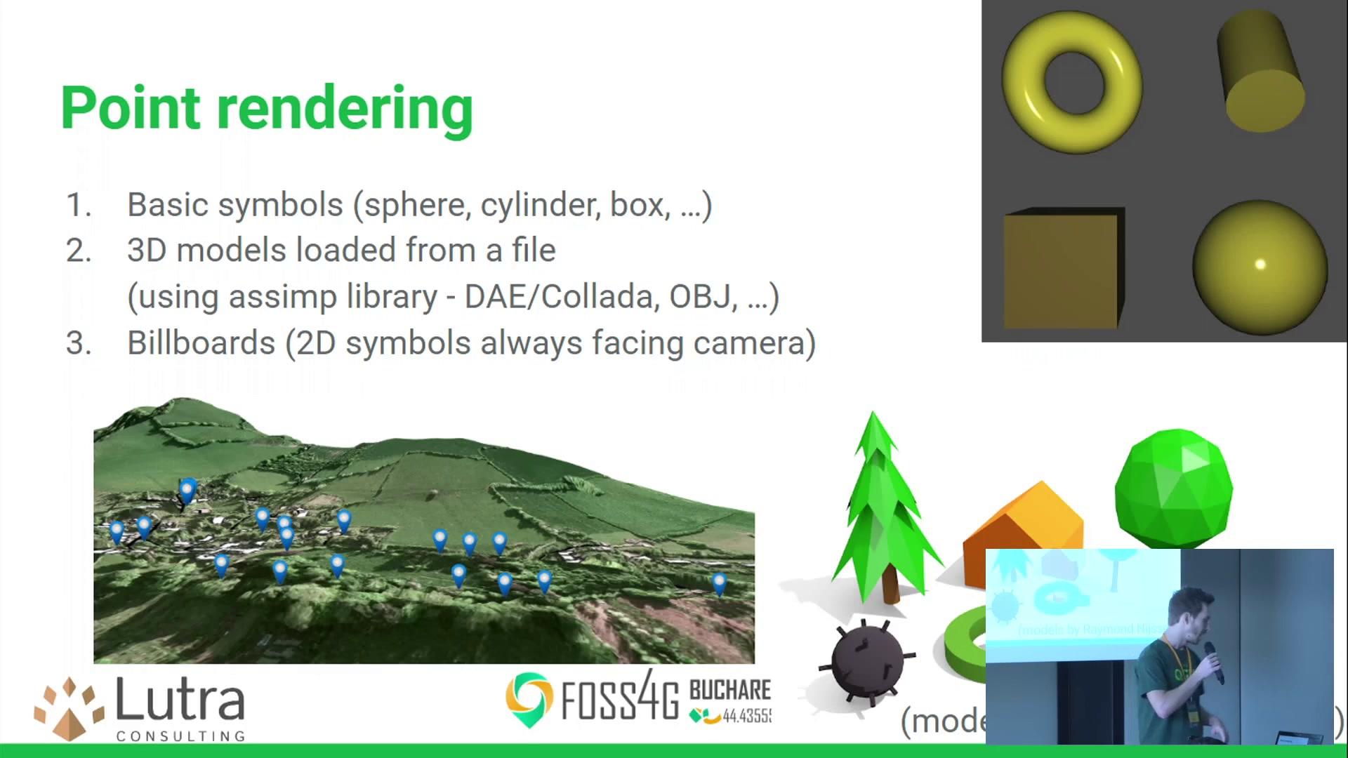 media ccc de - QGIS 3D: current state and future plans