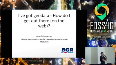 I've got geodata – How do I get out there (on the web)?