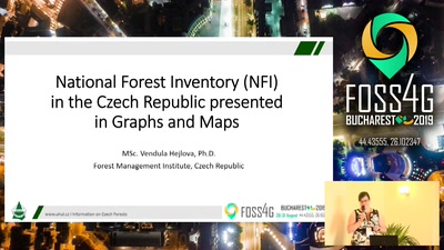 National Forest Inventory (NFI) in the Czech Republic presented in Graphs and Maps