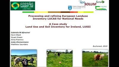 Processing and refining European Land use Inventory LUCAS for National Needs: A Case study  – Land Use and Soil Inventory for Ireland, LUSII