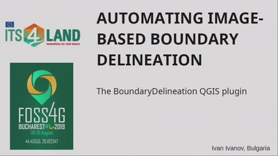 Automating Image-Based Boundary Delineation