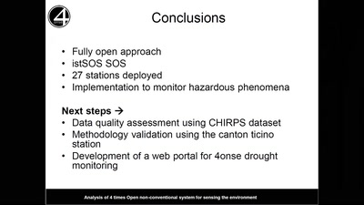 An open drought monitoring system for the Deduru Oya basin in Sri Lanka in the context of the 4onse project.