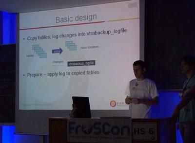 Xtrabackup for MySQL