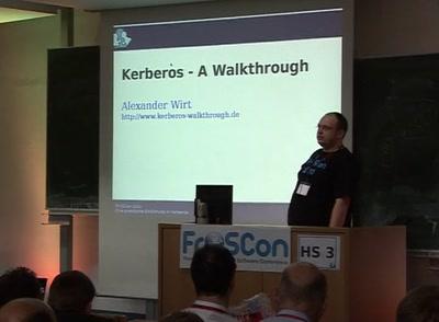 Single-Sign-On mit Kerberos