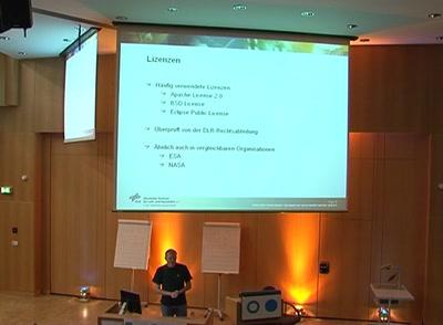 Open Source in der Luft- und Raumfahrt-Forschung