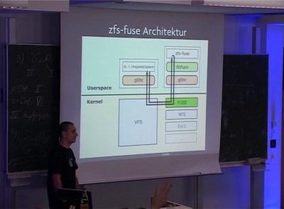 ZFS unter Linux
