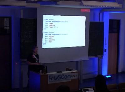 MongoDB on Rails